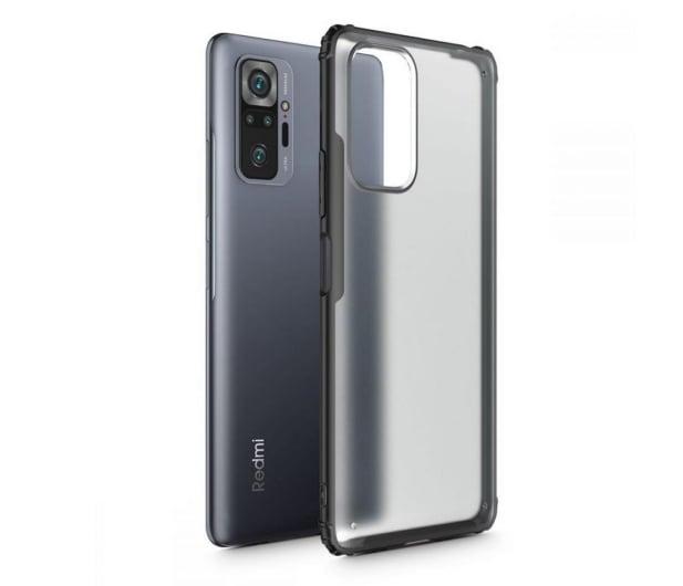 Tech-Protect HybridShell do Xiaomi Redmi Note 10 Pro czarny - 642666 - zdjęcie
