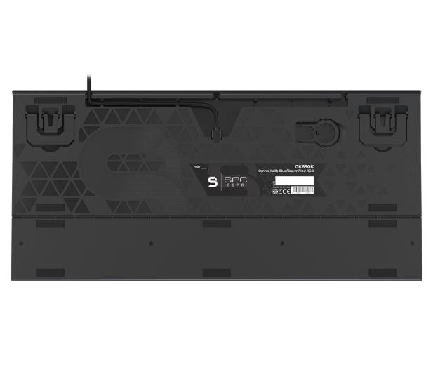 SPC Gear GK650K Omnis (Kailh Red) - 646707 - zdjęcie 8