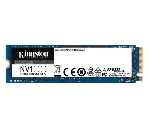 Kingston 1TB M.2 PCIe NVMe NV1 - 646480 - zdjęcie