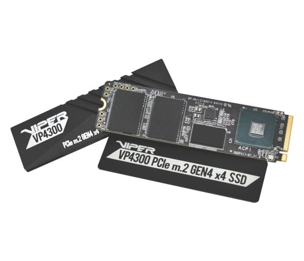 Patriot 1TB M.2 PCIe Gen4 NVMe Viper VP4300 - 646469 - zdjęcie 2