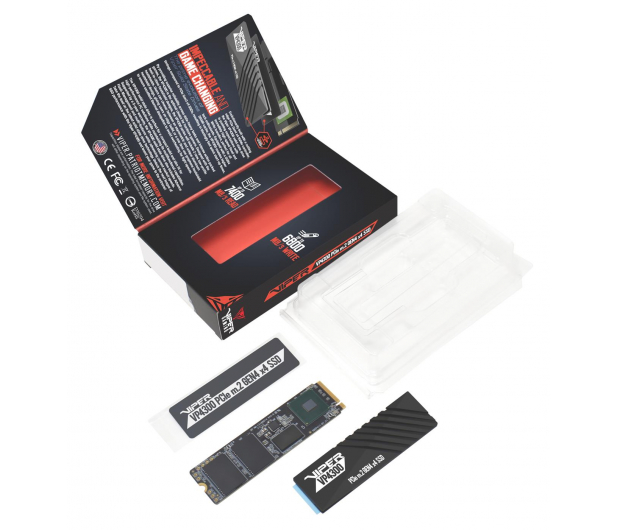 Patriot 1TB M.2 PCIe Gen4 NVMe Viper VP4300 - 646469 - zdjęcie 5