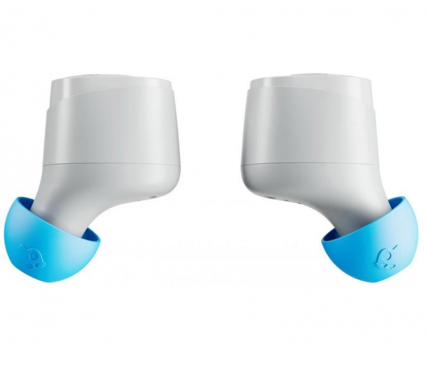 Skullcandy Jib True Wireless Szaro-niebieskie - 647456 - zdjęcie 3