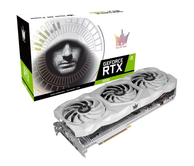 KFA2 GeForce RTX 3090 HOF 24GB GDDR6X - 647316 - zdjęcie