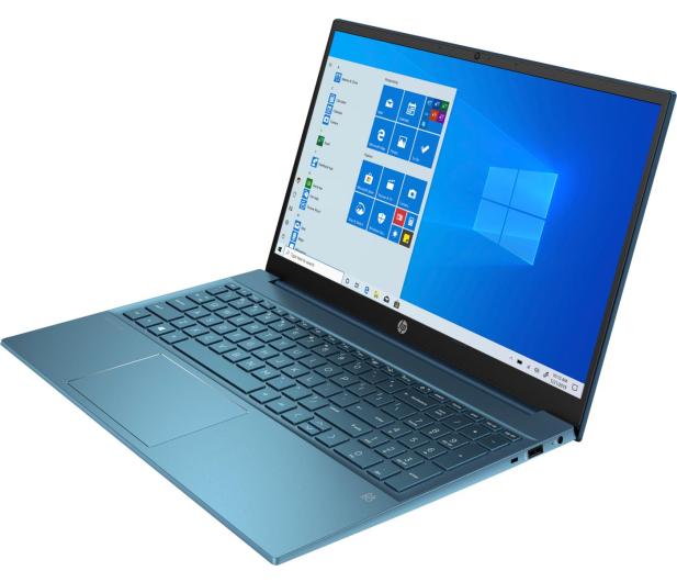 HP Pavilion 15 Ryzen 7-4700/8GB/512/Win10 Blue - 642054 - zdjęcie 2