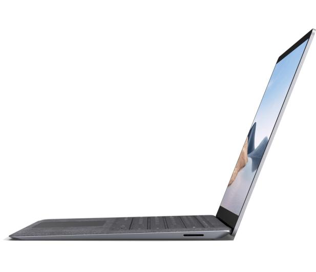 """Microsoft Surface Laptop 4 13"""" Ryzen 5/8GB/256GB Platynowy - 647055 - zdjęcie 6"""