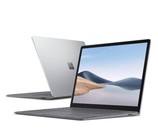 """Microsoft Surface Laptop 4 13"""" Ryzen 5/8GB/256GB Platynowy - 647055 - zdjęcie"""