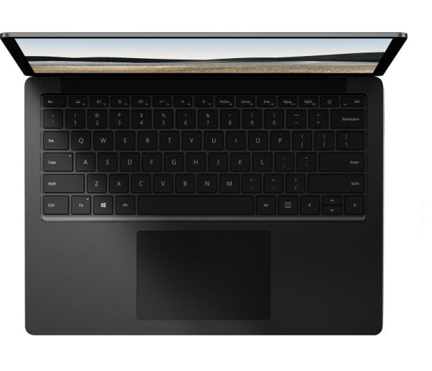 """Microsoft Surface Laptop 4 13"""" i7/16GB/512GB Czarny  - 647068 - zdjęcie 4"""