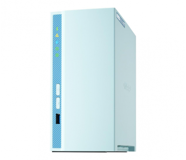 QNAP TS-230 (2xHDD, 4x1.4GHz, 2GB, 3xUSB, 1xLAN) - 550753 - zdjęcie