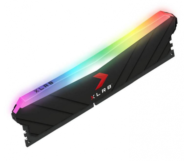 PNY 16GB (1x16GB) 3200MHz CL16 XLR8 RGB - 639164 - zdjęcie 2