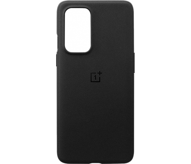 OnePlus Sandstone Bumper Case do OnePlus 9 czarny - 646319 - zdjęcie 3