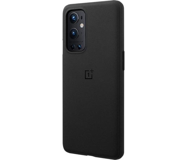 OnePlus Sandstone Bumper Case do OnePlus 9 Pro czarny - 646312 - zdjęcie 2