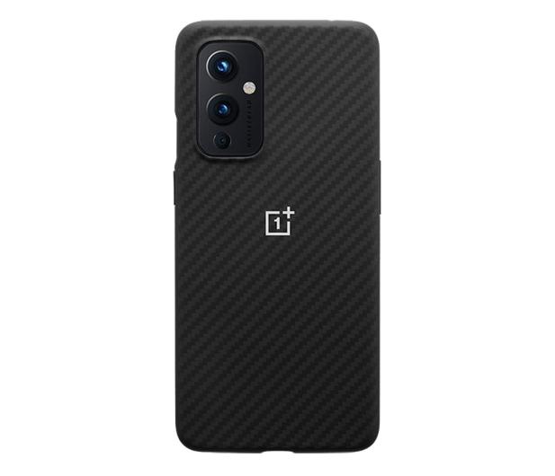 OnePlus Karbon Bumper Case do OnePlus 9 czarny - 646308 - zdjęcie