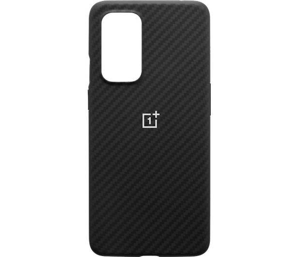 OnePlus Karbon Bumper Case do OnePlus 9 czarny - 646308 - zdjęcie 3