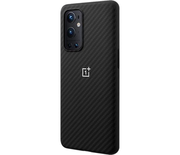 OnePlus Karbon Bumper Case do OnePlus 9 Pro czarny - 646321 - zdjęcie 2