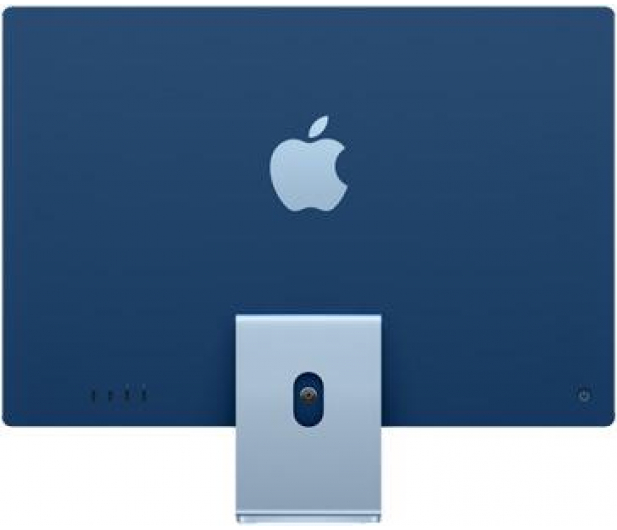Apple iMac 24 M1/8GB/512/MacOS Retina 4,5K Blue - 648877 - zdjęcie 3