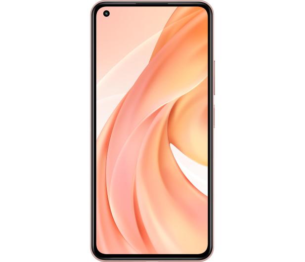 Xiaomi Mi 11 Lite 6/128GB Peach Pink  - 639911 - zdjęcie 4