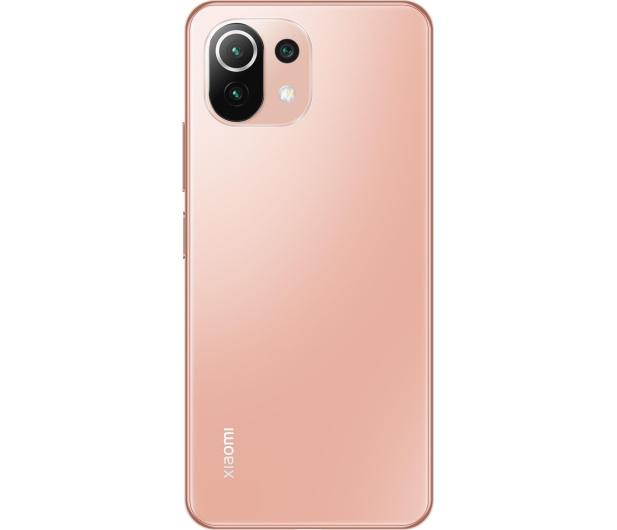 Xiaomi Mi 11 Lite 6/128GB Peach Pink  - 639911 - zdjęcie 6