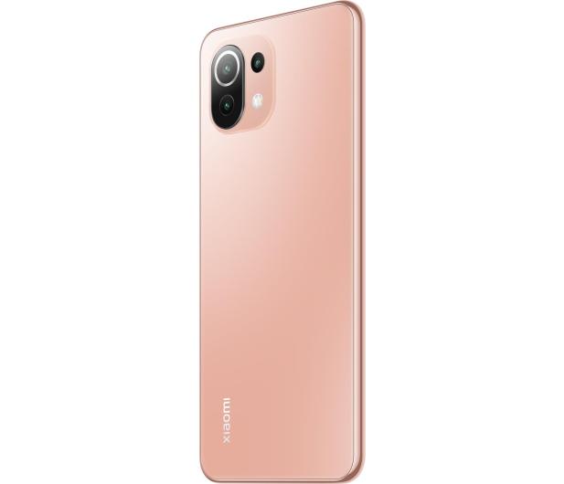 Xiaomi Mi 11 Lite 6/128GB Peach Pink  - 639911 - zdjęcie 7