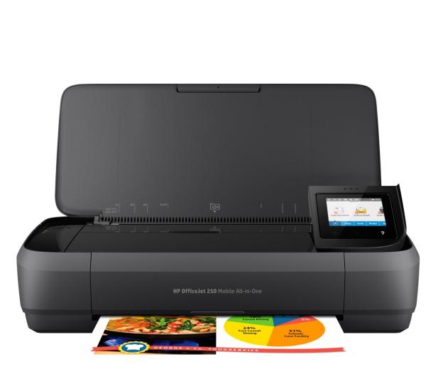 HP OfficeJet 250 Mobile z baterią - 647775 - zdjęcie