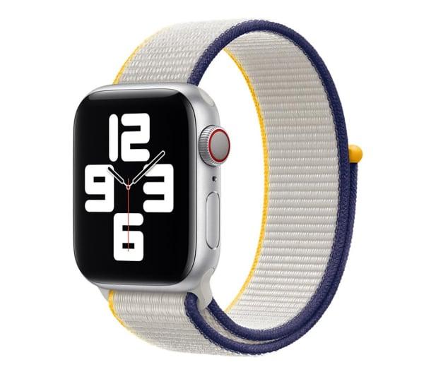 Apple Opaska Sportowa do Apple Watch sól morska - 648821 - zdjęcie