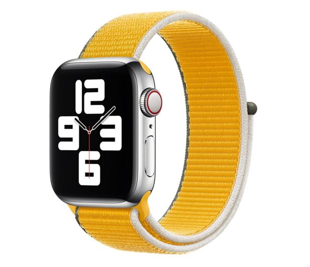 Apple Opaska Sportowa do Apple Watch słoneczny - 648822 - zdjęcie