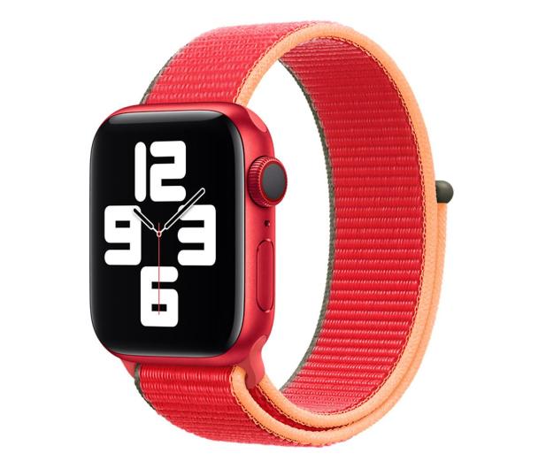 Apple Opaska Sportowa do Apple Watch (PRODUCT)RED - 648825 - zdjęcie