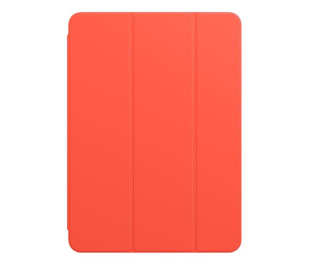 Apple Etui Smart Folio do iPad Air 4 pomarańczowy - 648842 - zdjęcie
