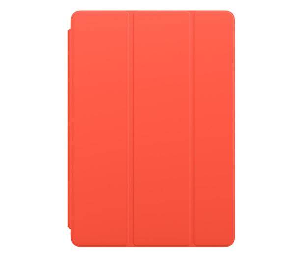 Apple Smart Cover iPad 8/9gen / Air 3gen pomarańczowy - 648848 - zdjęcie