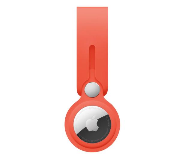 Apple Pasek do AirTag elektryczna pomarańcza - 648806 - zdjęcie