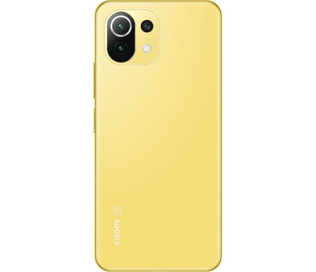 Xiaomi Mi 11 Lite 5G 8/128GB Citrus Yellow - 649092 - zdjęcie 6