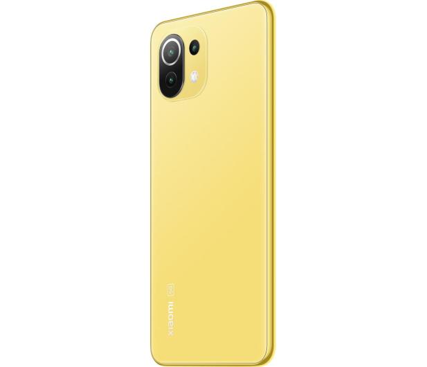 Xiaomi Mi 11 Lite 5G 8/128GB Citrus Yellow - 649092 - zdjęcie 7
