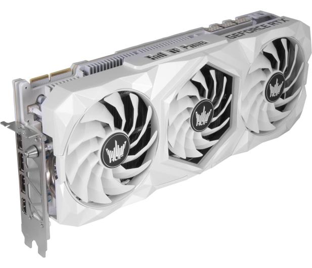 KFA2 GeForce RTX 3090 HOF Premium 24GB GDDR6X - 649340 - zdjęcie 3