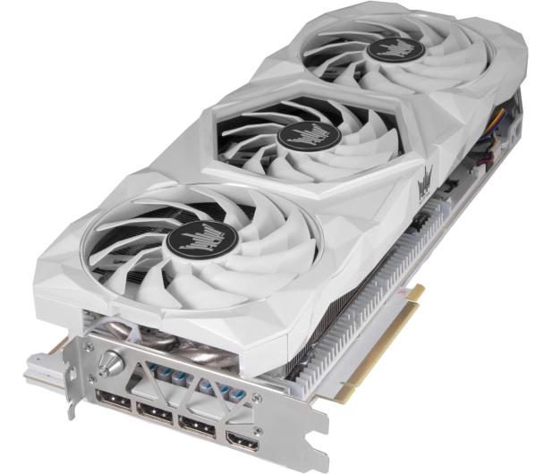 KFA2 GeForce RTX 3090 HOF Premium 24GB GDDR6X - 649340 - zdjęcie 2