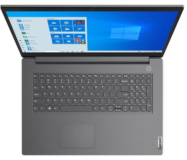 Lenovo V17 i3-1005G1/8GB/256/Win10P - 648222 - zdjęcie 3