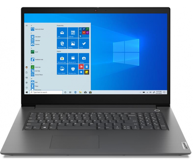 Lenovo V17 i3-1005G1/8GB/256/Win10P - 648222 - zdjęcie 2
