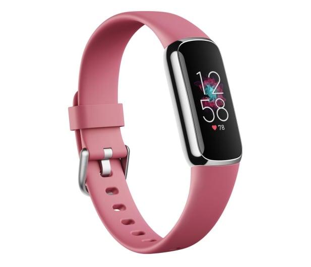 Fitbit Luxe różowy - 649352 - zdjęcie