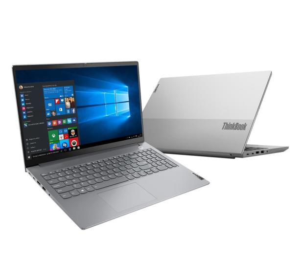 Lenovo ThinkBook 15 Ryzen 7/16GB/512/Win10P - 649364 - zdjęcie