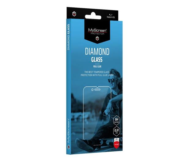 MyScreen DIAMOND Glass do iPhone 12 Pro Max  - 646226 - zdjęcie