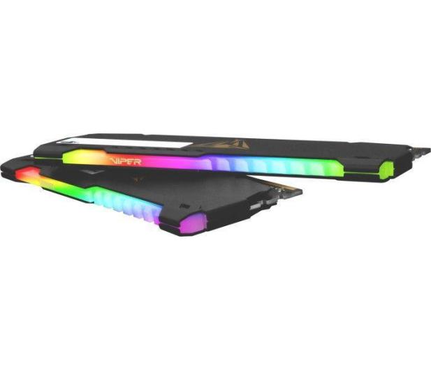 Patriot 64GB (2x32GB) 3200MHz CL18 Viper Steel RGB - 647648 - zdjęcie 3
