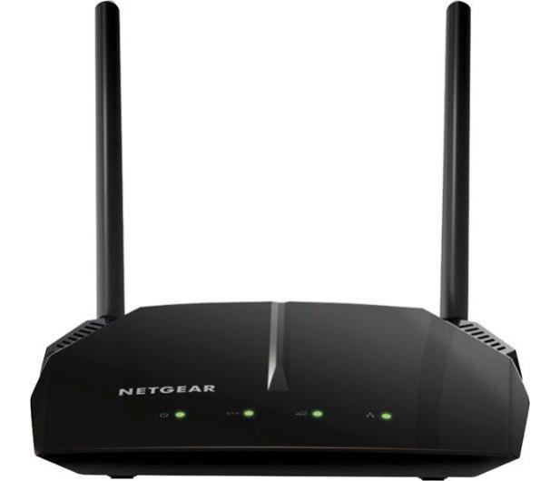 Netgear R6080 (1000Mb/s a/b/g/n/ac) - 590569 - zdjęcie