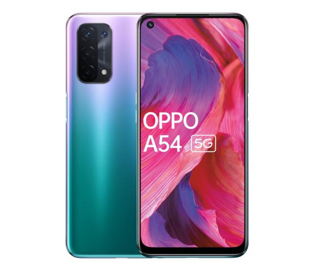 OPPO A54 5G 4/64GB Fantastic Purple  - 650219 - zdjęcie