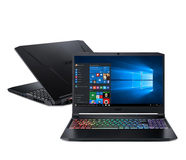 Acer Nitro 5 R5-5600H/16GB/512/W10 RTX3060 144Hz - 647836 - zdjęcie