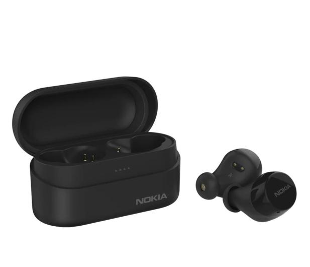 Nokia Power Earbuds Charcoal Black - 644273 - zdjęcie