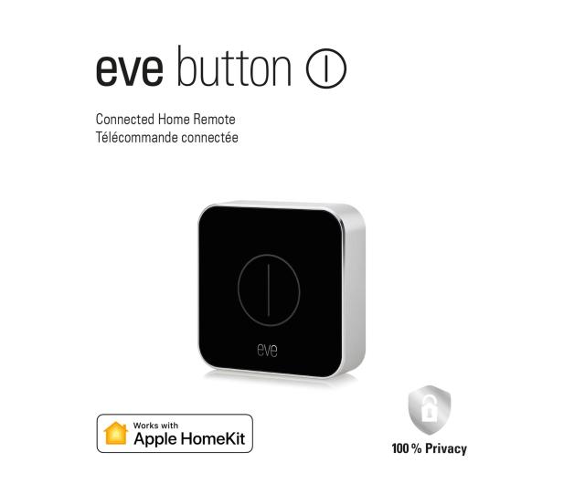 EVE Button inteligentny włącznik dotykowy - 651370 - zdjęcie 3