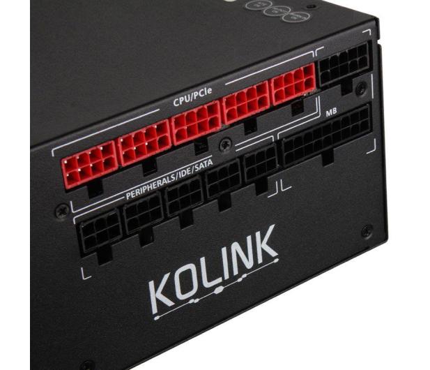 Kolink Continuum 1050W 80 Plus Platinum - 642412 - zdjęcie 5