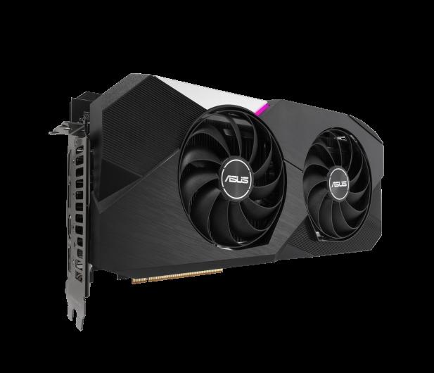 ASUS Radeon RX 6700 XT DUAL 12GB GDDR6 - 643938 - zdjęcie 2