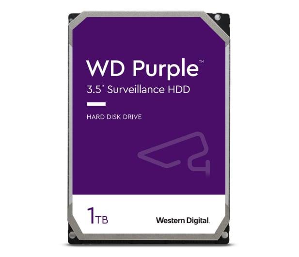 WD PURPLE 1TB 5400obr. 64MB CMR  - 367205 - zdjęcie