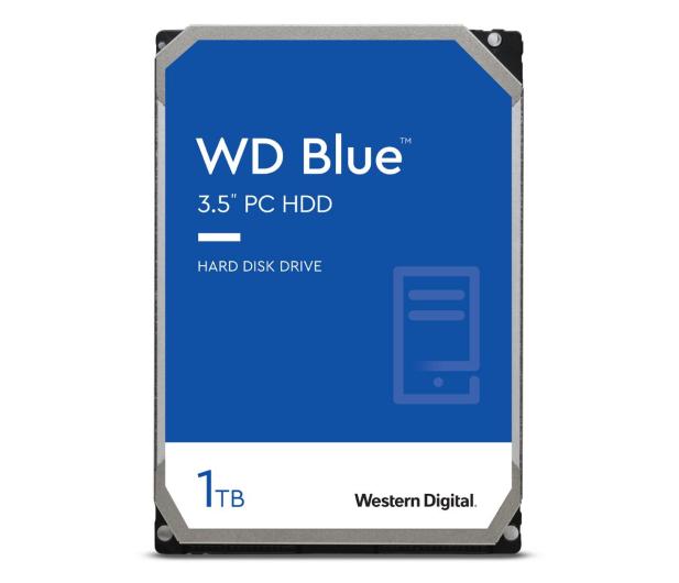 WD BLUE 1TB 7200obr. 64MB CMR - 81294 - zdjęcie