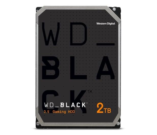 WD BLACK 2TB 7200obr. 64MB CMR - 159700 - zdjęcie