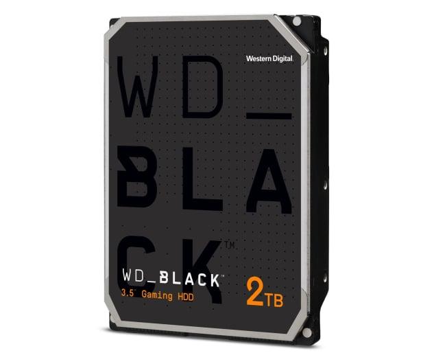 WD BLACK 2TB 7200obr. 64MB CMR - 159700 - zdjęcie 2